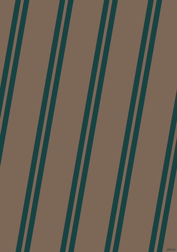 80 degree angle dual striped line, 22 pixel line width, 12 and 123 pixel line spacing, Tiber and Roman Coffee dual two line striped seamless tileable