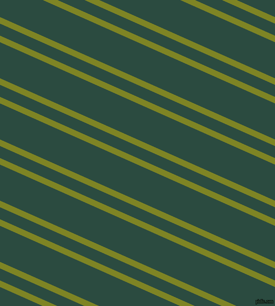 156 degree angle dual striped line, 12 pixel line width, 22 and 66 pixel line spacing, Trendy Green and Te Papa Green dual two line striped seamless tileable