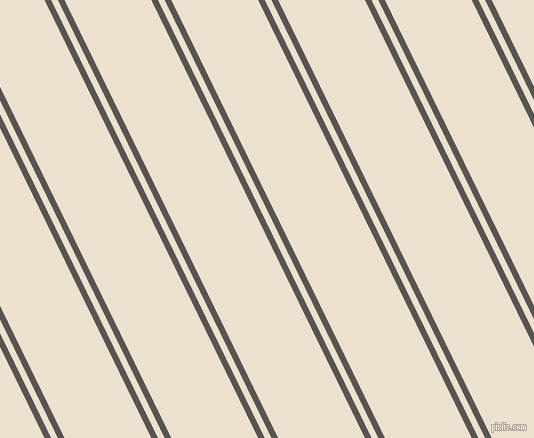 116 degree angle dual striped lines, 6 pixel lines width, 6 and 78 pixel line spacing, Tundora and Bleach White dual two line striped seamless tileable