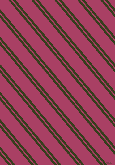 130 degree angle dual stripe lines, 7 pixel lines width, 4 and 39 pixel line spacing, Turtle Green and Rouge dual two line striped seamless tileable