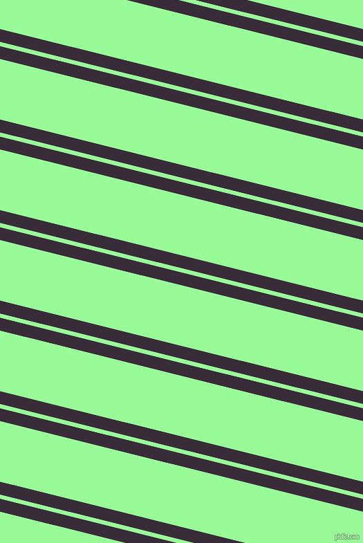 166 degree angles dual stripes lines, 18 pixel lines width, 6 and 85 pixels line spacing, Valentino and Pale Green dual two line striped seamless tileable