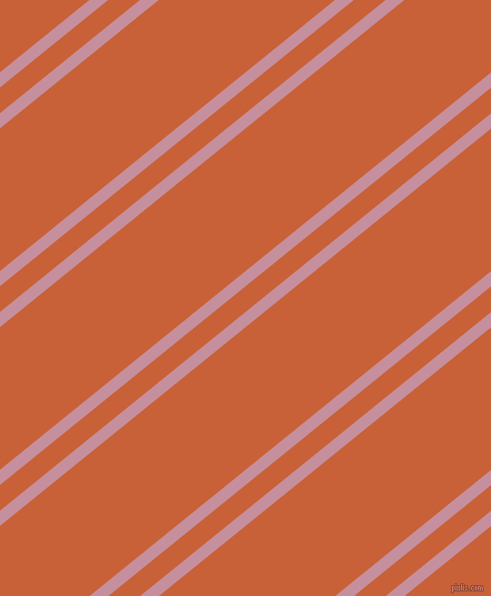 39 degree angles dual stripe lines, 13 pixel lines width, 22 and 122 pixels line spacing, Viola and Ecstasy dual two line striped seamless tileable