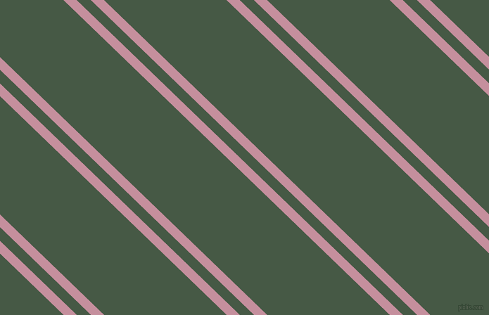 136 degree angle dual striped lines, 13 pixel lines width, 14 and 121 pixel line spacing, Viola and Grey-Asparagus dual two line striped seamless tileable