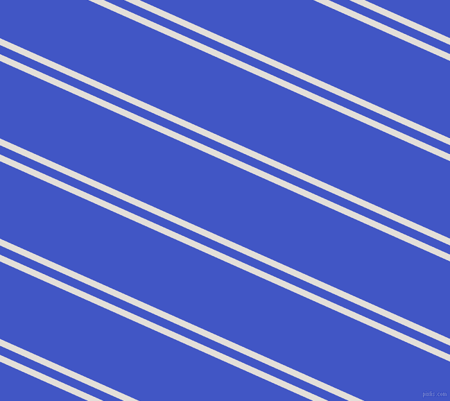 156 degree angle dual striped line, 9 pixel line width, 12 and 102 pixel line spacing, Vista White and Free Speech Blue dual two line striped seamless tileable