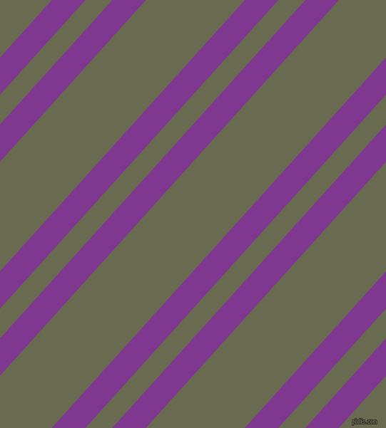 48 degree angles dual stripe line, 35 pixel line width, 28 and 103 pixels line spacingVivid Violet and Siam dual two line striped seamless tileable