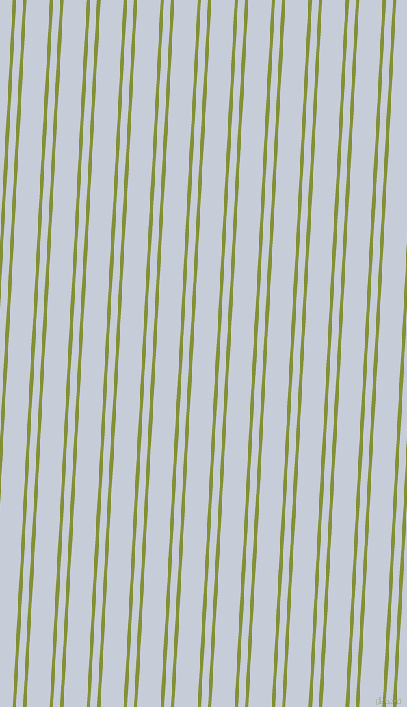 87 degree angle dual stripes line, 5 pixel line width, 10 and 34 pixel line spacing, Wasabi and Link Water dual two line striped seamless tileable