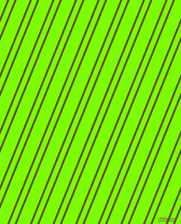 68 degree angle dual stripes line, 4 pixel line width, 10 and 25 pixel line spacing, West Coast and Lawn Green dual two line striped seamless tileable