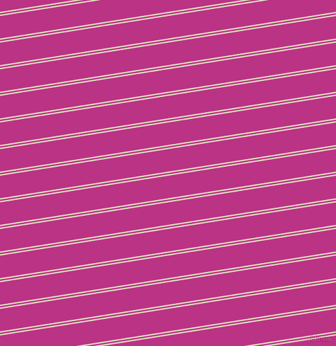 9 degree angle dual striped lines, 2 pixel lines width, 2 and 32 pixel line spacing, Wheatfield and Red Violet dual two line striped seamless tileable