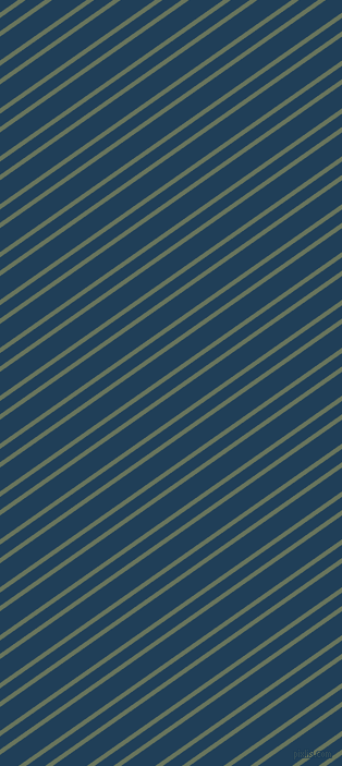 35 degree angles dual striped line, 4 pixel line width, 10 and 18 pixels line spacing, Willow Grove and Regal Blue dual two line striped seamless tileable