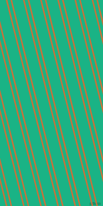 104 degree angles dual striped line, 5 pixel line width, 10 and 35 pixels line spacing, Zest and Mountain Meadow dual two line striped seamless tileable