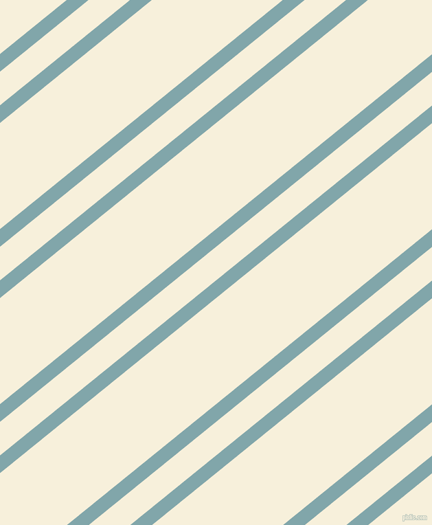 39 degree angles dual stripe line, 20 pixel line width, 38 and 120 pixels line spacing, Ziggurat and Apricot White dual two line striped seamless tileable