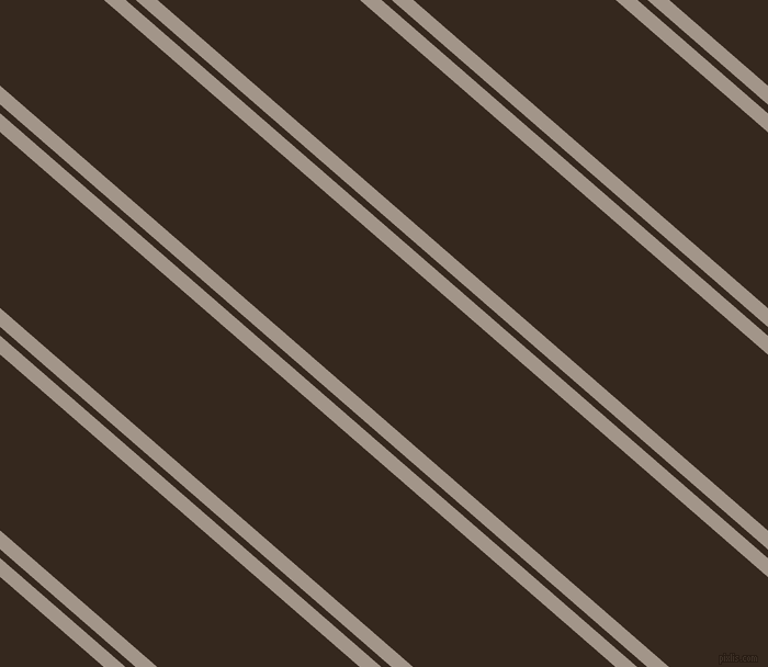 139 degree angles dual stripes lines, 13 pixel lines width, 6 and 121 pixels line spacing, Zorba and Cocoa Brown dual two line striped seamless tileable