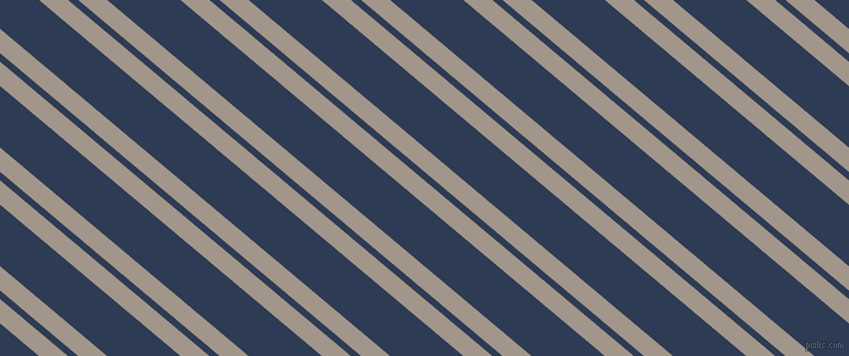 140 degree angles dual striped lines, 17 pixel lines width, 6 and 43 pixels line spacing, Zorba and Madison dual two line striped seamless tileable