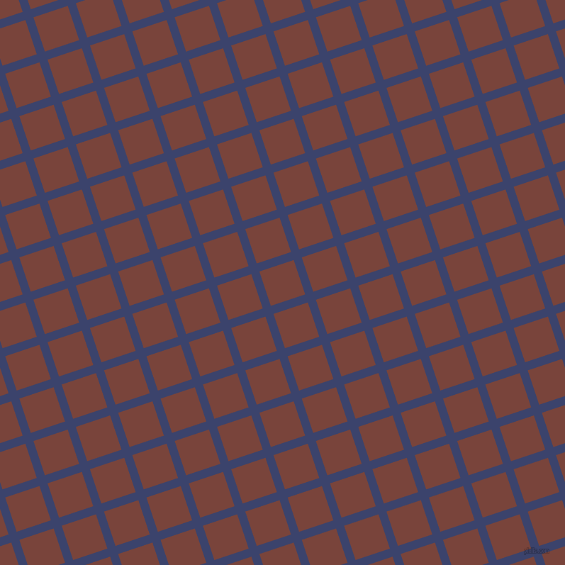 18/108 degree angle diagonal checkered chequered lines, 12 pixel lines width, 51 pixel square size, plaid checkered seamless tileable