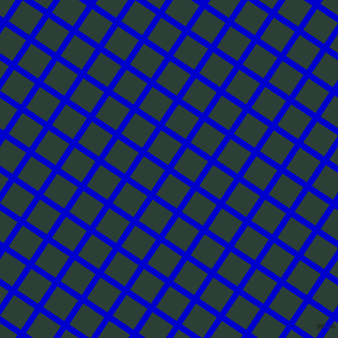 56/146 degree angle diagonal checkered chequered lines, 12 pixel lines width, 49 pixel square size, plaid checkered seamless tileable