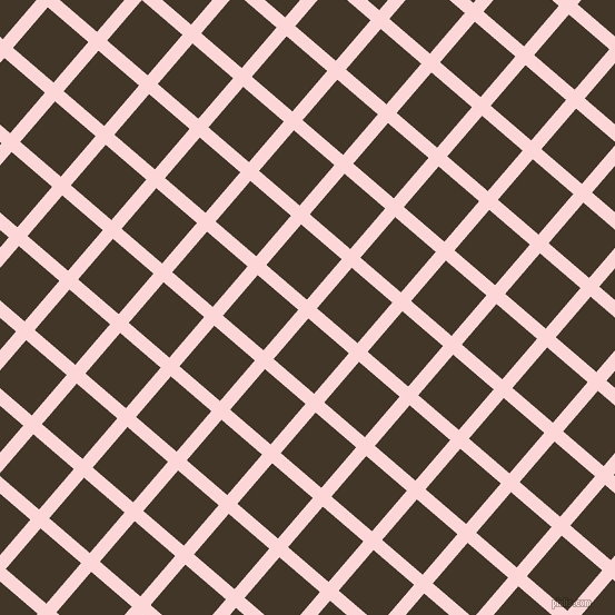 49/139 degree angle diagonal checkered chequered lines, 12 pixel line width, 48 pixel square size, plaid checkered seamless tileable