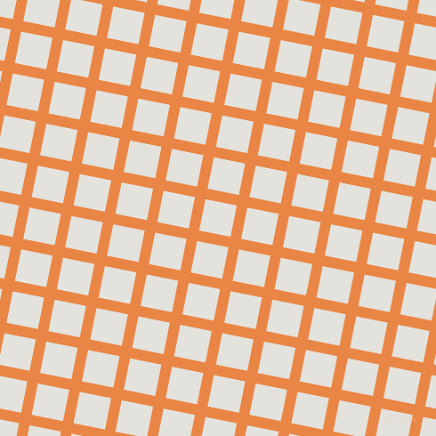 79/169 degree angle diagonal checkered chequered lines, 12 pixel line width, 36 pixel square size, plaid checkered seamless tileable