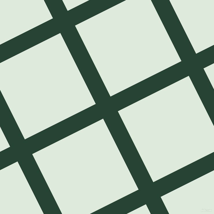 27/117 degree angle diagonal checkered chequered lines, 57 pixel lines width, 275 pixel square size, plaid checkered seamless tileable
