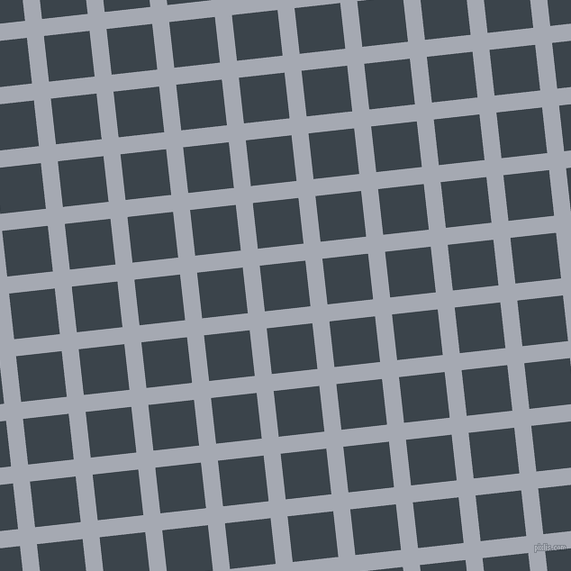 6/96 degree angle diagonal checkered chequered lines, 19 pixel line width, 51 pixel square size, plaid checkered seamless tileable