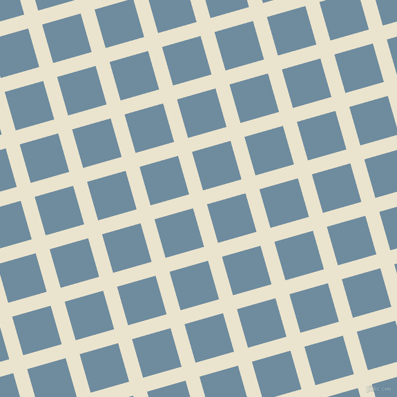 16/106 degree angle diagonal checkered chequered lines, 21 pixel line width, 58 pixel square size, plaid checkered seamless tileable