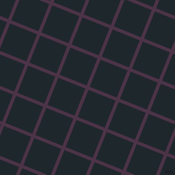 68/158 degree angle diagonal checkered chequered lines, 14 pixel lines width, 123 pixel square size, plaid checkered seamless tileable