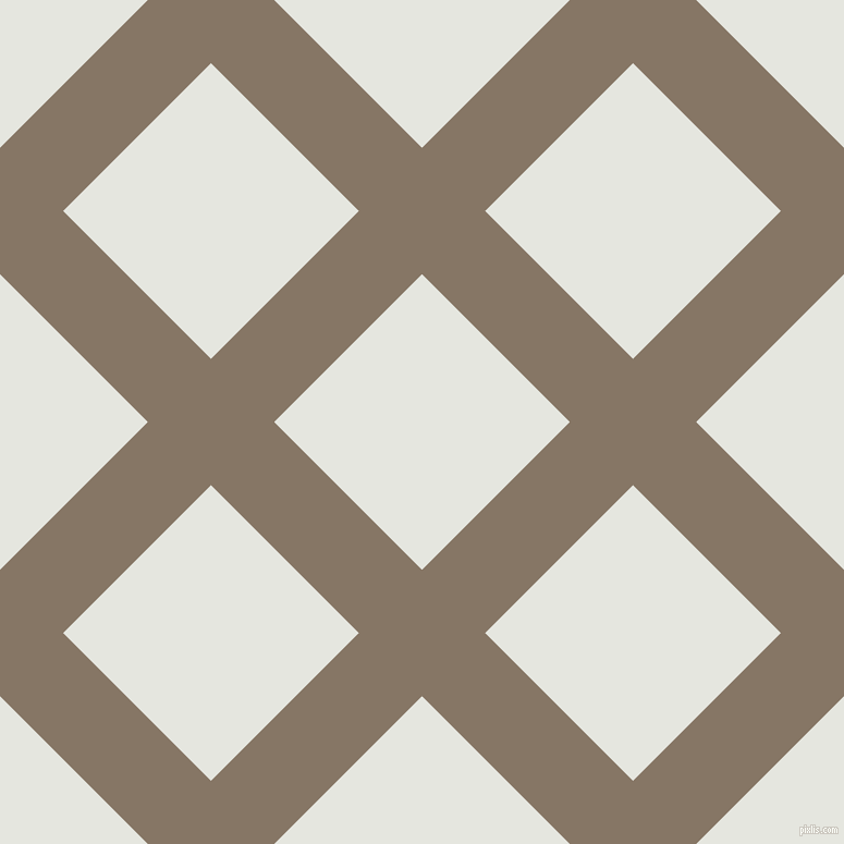 45/135 degree angle diagonal checkered chequered lines, 82 pixel lines width, 192 pixel square size, plaid checkered seamless tileable