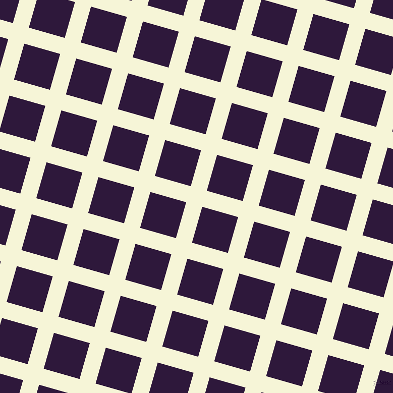 74/164 degree angle diagonal checkered chequered lines, 33 pixel lines width, 74 pixel square size, plaid checkered seamless tileable