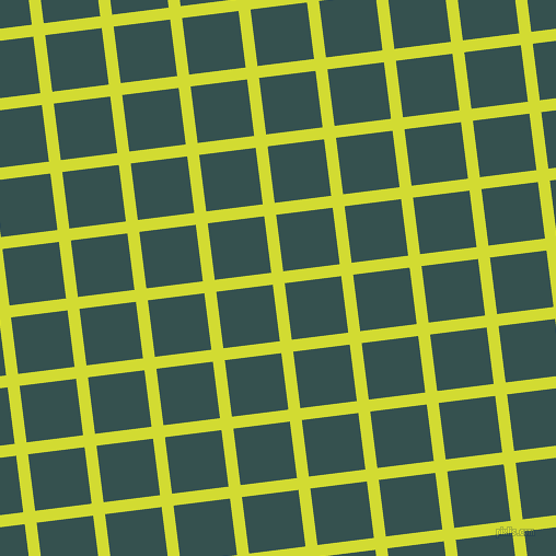 7/97 degree angle diagonal checkered chequered lines, 11 pixel lines width, 52 pixel square size, plaid checkered seamless tileable