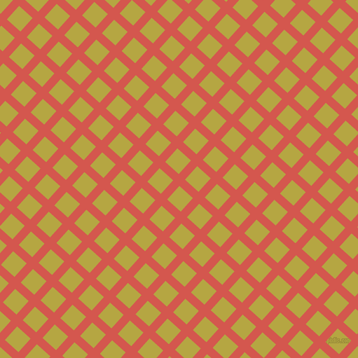48/138 degree angle diagonal checkered chequered lines, 12 pixel lines width, 26 pixel square size, plaid checkered seamless tileable