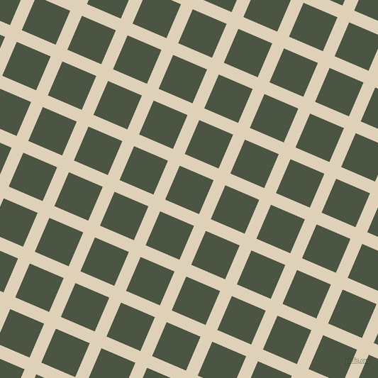 67/157 degree angle diagonal checkered chequered lines, 18 pixel line width, 52 pixel square size, plaid checkered seamless tileable