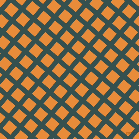 49/139 degree angle diagonal checkered chequered lines, 16 pixel lines width, 34 pixel square size, plaid checkered seamless tileable