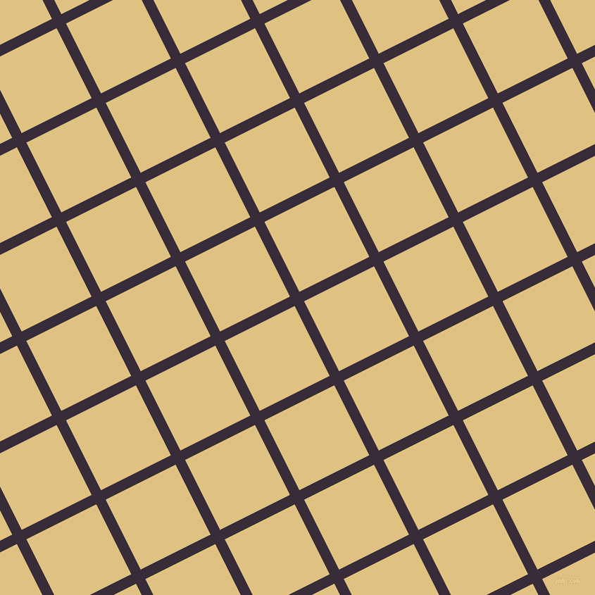 27/117 degree angle diagonal checkered chequered lines, 15 pixel line width, 111 pixel square size, plaid checkered seamless tileable