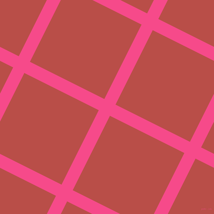 63/153 degree angle diagonal checkered chequered lines, 42 pixel lines width, 280 pixel square size, plaid checkered seamless tileable