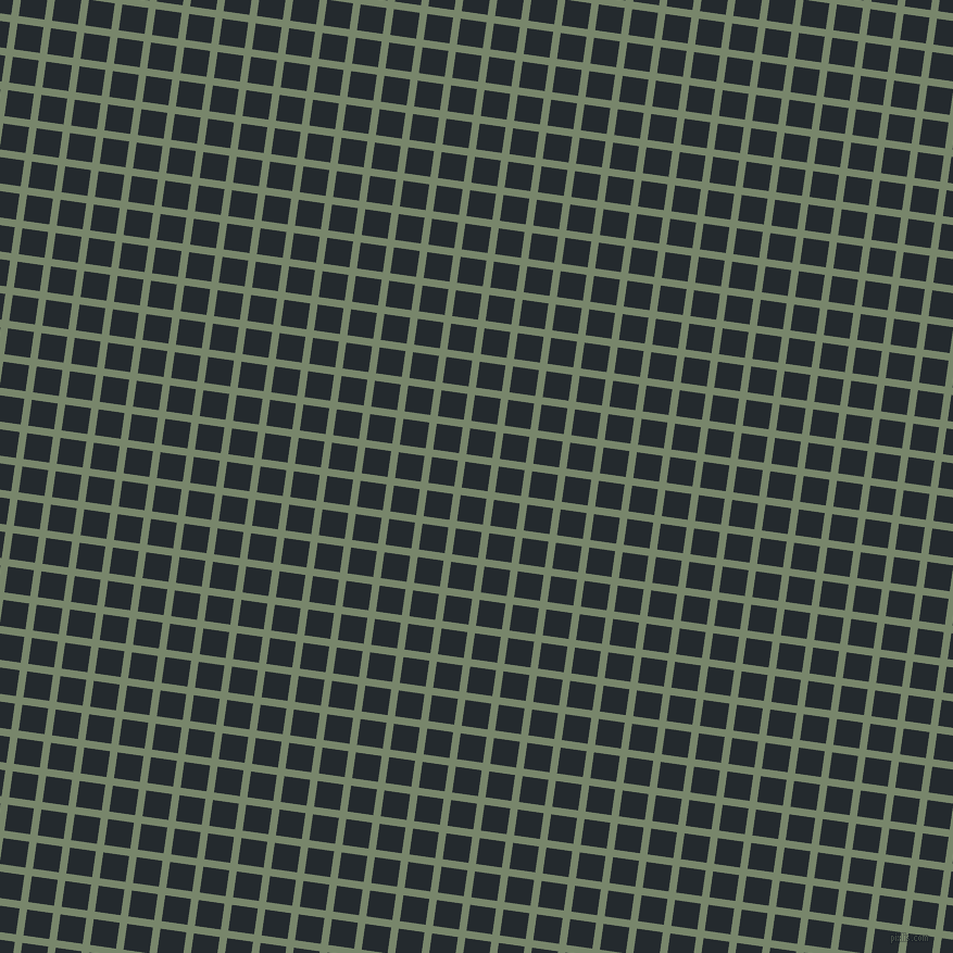 82/172 degree angle diagonal checkered chequered lines, 7 pixel lines width, 24 pixel square size, plaid checkered seamless tileable