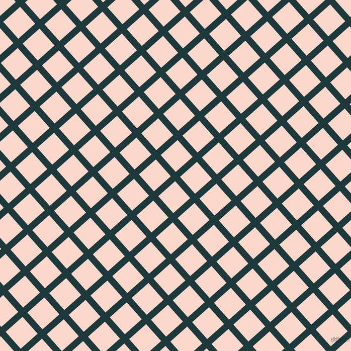 42/132 degree angle diagonal checkered chequered lines, 13 pixel lines width, 45 pixel square size, plaid checkered seamless tileable