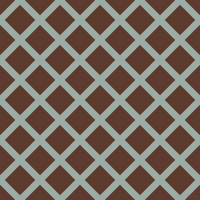 45/135 degree angle diagonal checkered chequered lines, 23 pixel lines width, 74 pixel square size, plaid checkered seamless tileable