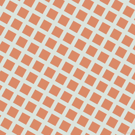 61/151 degree angle diagonal checkered chequered lines, 16 pixel lines width, 37 pixel square size, plaid checkered seamless tileable