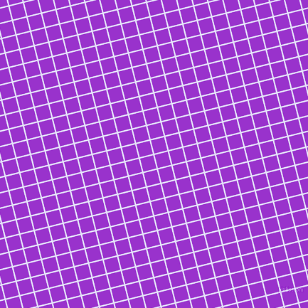 14/104 degree angle diagonal checkered chequered lines, 2 pixel lines width, 19 pixel square size, plaid checkered seamless tileable