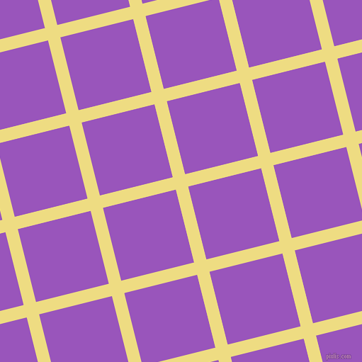 14/104 degree angle diagonal checkered chequered lines, 18 pixel line width, 106 pixel square size, plaid checkered seamless tileable