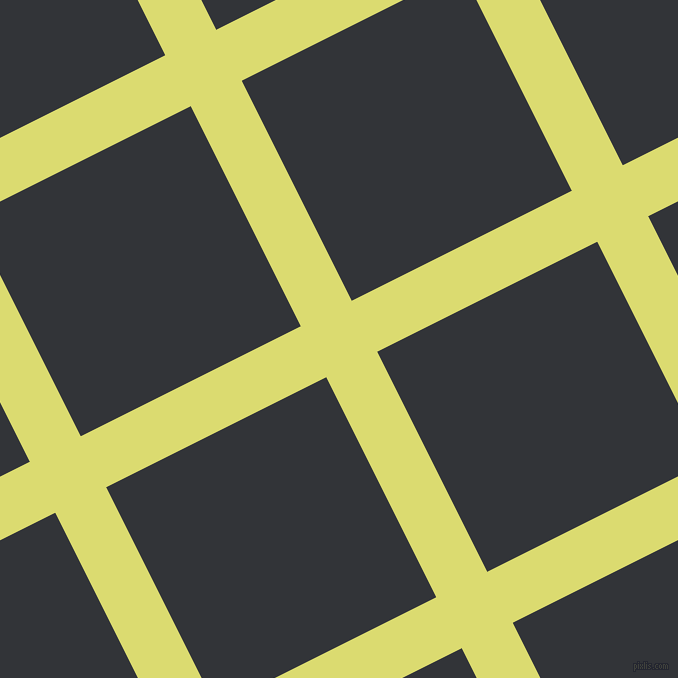 27/117 degree angle diagonal checkered chequered lines, 57 pixel lines width, 246 pixel square size, plaid checkered seamless tileable