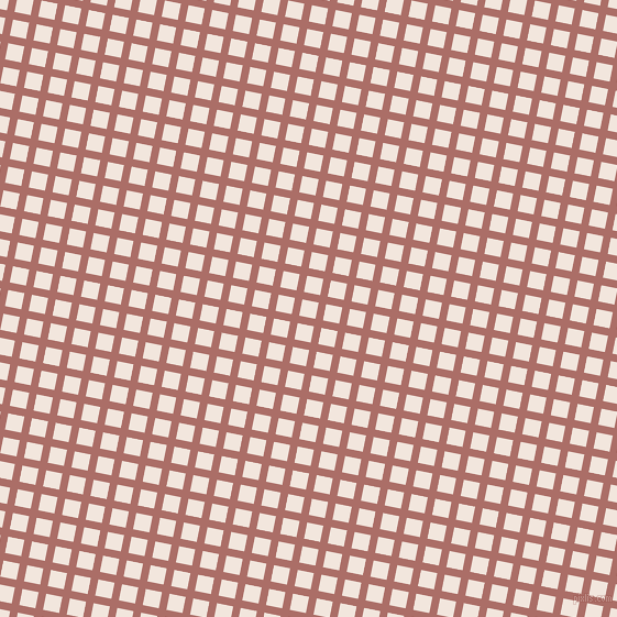 79/169 degree angle diagonal checkered chequered lines, 7 pixel line width, 15 pixel square size, plaid checkered seamless tileable