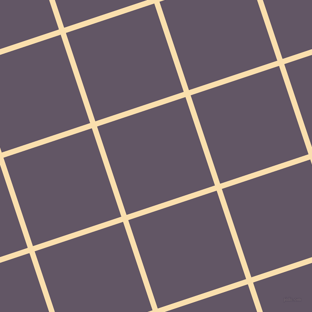 18/108 degree angle diagonal checkered chequered lines, 11 pixel line width, 186 pixel square size, plaid checkered seamless tileable