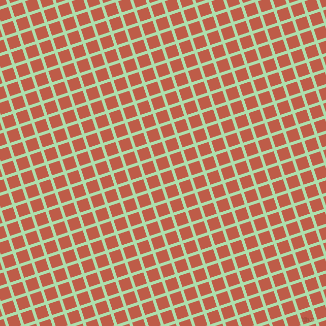 18/108 degree angle diagonal checkered chequered lines, 6 pixel line width, 23 pixel square size, plaid checkered seamless tileable