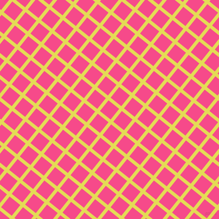 51/141 degree angle diagonal checkered chequered lines, 11 pixel lines width, 44 pixel square size, plaid checkered seamless tileable