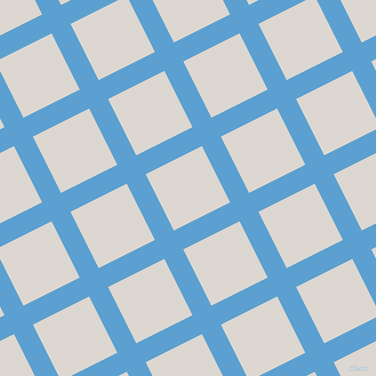 27/117 degree angle diagonal checkered chequered lines, 42 pixel lines width, 125 pixel square size, plaid checkered seamless tileable