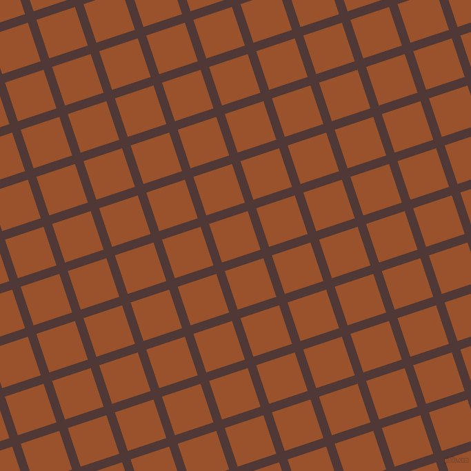 18/108 degree angle diagonal checkered chequered lines, 13 pixel line width, 59 pixel square size, plaid checkered seamless tileable