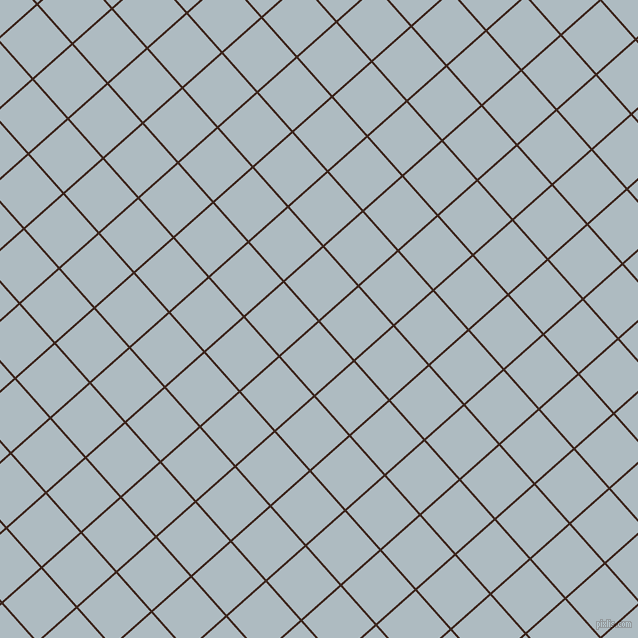42/132 degree angle diagonal checkered chequered lines, 2 pixel line width, 51 pixel square size, plaid checkered seamless tileable