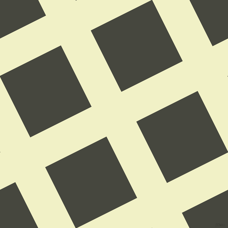 27/117 degree angle diagonal checkered chequered lines, 127 pixel line width, 261 pixel square size, plaid checkered seamless tileable