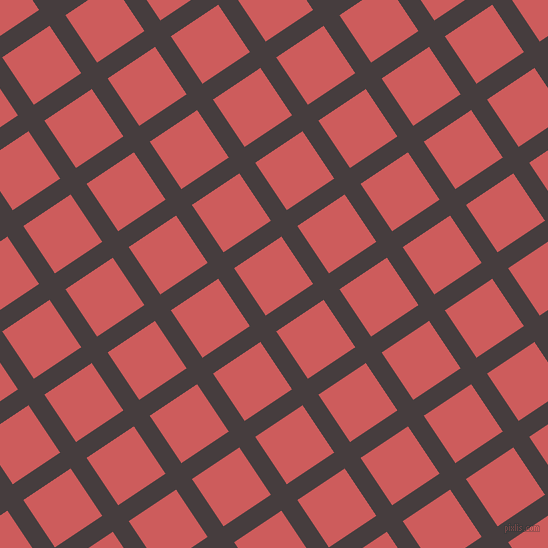 34/124 degree angle diagonal checkered chequered lines, 19 pixel lines width, 57 pixel square size, plaid checkered seamless tileable
