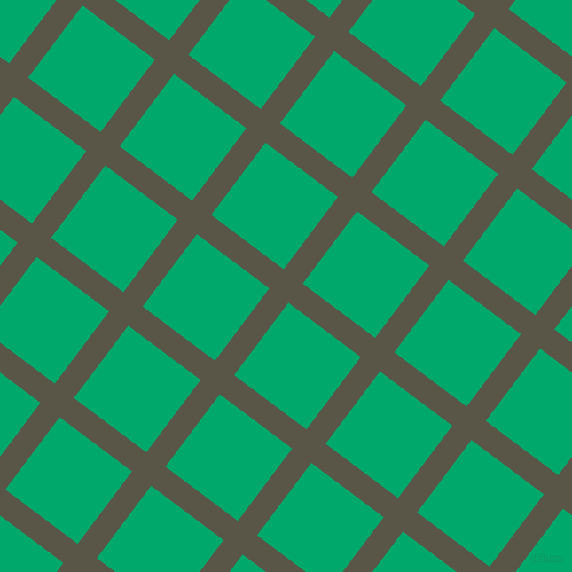 53/143 degree angle diagonal checkered chequered lines, 27 pixel line width, 102 pixel square size, plaid checkered seamless tileable
